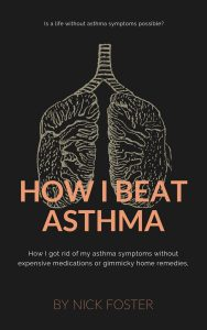How I Beat Asthma Ebook cover